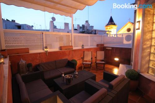 Appartamento con terrazza in ottima posizione di Siviglia