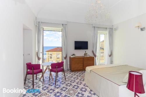 Apartment for 2 people in Amalfi. 33m2!