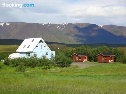 Cute apartment in Akureyri with wifi and terrace